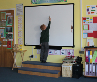 Comproom Limited: Interactive Whiteboard Steps
